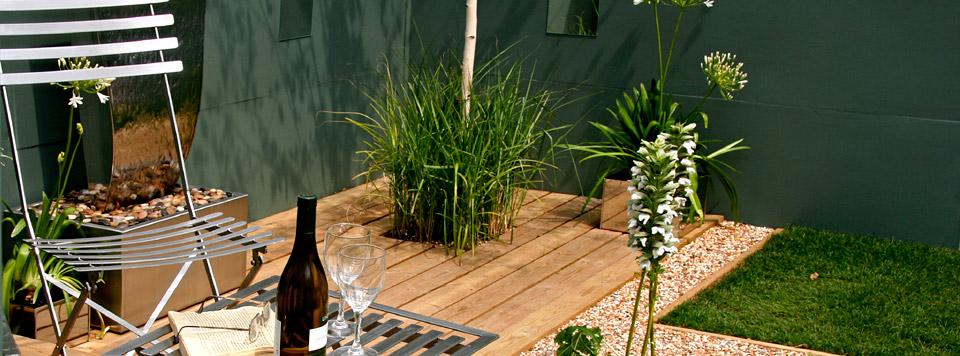 terrasse garten holz – rekem, Garten und Bauen